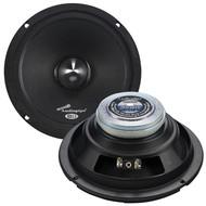 """Audiopipe 6.5"""" Mid Bass Loudspeaker Slim Mount Neodynium Magnet Each (R-APMB611DR)"""