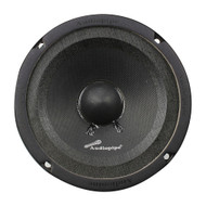 "Audiopipe 6"" Mid Range Loud Speaker (sold each) (R-APMB638SBB)"