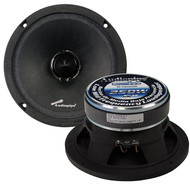 "Midbass 6"" Audiopipe 250 Watt;(Sold Each)  30 Oz. Magnet; 1.5"" Voice Coil (R-APMB6C)"