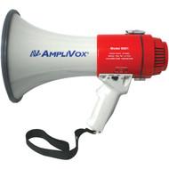 AMPLIVOX S601R Mity-Meg 15-Watt Megaphone (Li-Ion Compatible) (R-APVS601R)