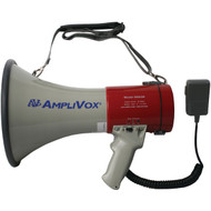 AMPLIVOX S602MR Mity-Meg Plus 25-Watt Megaphone (R-APVS602MR)