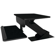 ATDEC A-STSCB Sit-to-Stand Desk Clamp (R-ATDASTSCB)