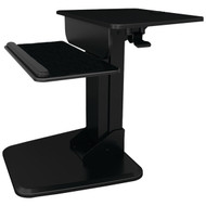 ATDEC A-STSFB Sit-to-Stand Freestanding Workstation (R-ATDASTSFB)