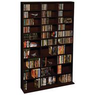 ATLANTIC 38435714 Oskar 1,080-CD Multimedia Storage Cabinet (R-ATL38435714)