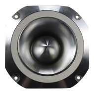 AUDIOPIPE 400W MAX ALUMINUM TWEETER(Sold each) DIAMOND CHROME CUTTING FINISH (R-ATR4053)