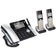 ATT ATTCL84215 2-Handset Corded/Cordless Answering System (R-ATTCL84215)