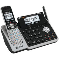 ATT ATTL88102 DECT 6.0 Expandable 2-Line Speakerphone with Caller ID (R-ATTTL88102)