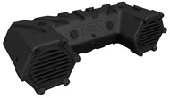 "Boss Atv Sound System 8"" Marine Speakers Bluetooth Dual Led Light Bar (R-ATVB95LED)"