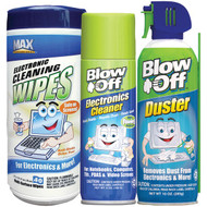 BLOW OFF KE1-312-220 Electronics Cleaning Kit (R-AVWKE1312220)