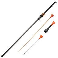 Cold Steel  5 Foot .625 Blowgun Big Bore Hunting Weapon (R-B6255P)