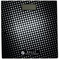 BALLY BLS-7304 BLK Digital Bathroom Scale (Black) (R-BALBLS7304BLK)