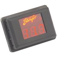 STINGER SVMR Voltage Gauge (Red Display) (R-AOASVMR)