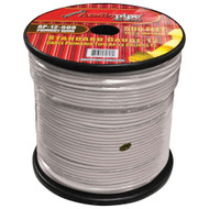 Audiopipe 12 Gauge 500Ft Primary Wire White (R-AP12500WH)