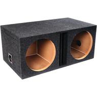 "ATREND E10DV BBox Series Dual Vented Enclosure with Divided Chamber (10"") (R-ATRE10DV)"