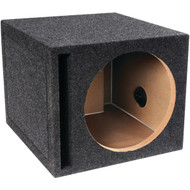"ATREND E12SV BBox Series Single Vented Subwoofer Enclosure (12"") (R-ATRE12SV)"