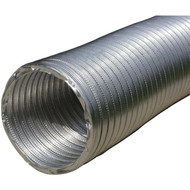 "BUILDERS BEST 111583 3"" x 8ft V220 Light-Gauge Plain-End Pipe (R-BDB111583)"