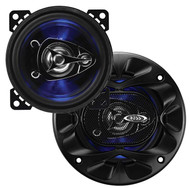 "Boss 4"" 3 Way Speaker 225W Max  Led Illuminated (R-BE423)"