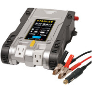 STANLEY PI500PS 500-Watt Continuous Power Inverter (R-BGLPI500PS)