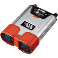 BLACK & DECKER PI800BB Power Inverter (800 Watts) (R-BGLPI800BB)