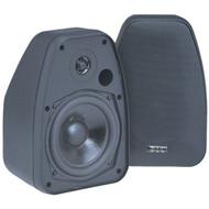 "BIC VENTURI ADATTO DV52SI 5.25"" Adatto Indoor/Outdoor Speakers (Black) (R-BICADDV52SIB)"