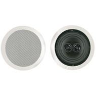 "BIC AMERICA MSR6D 6.5"" Muro Dual Voice-Coil Stereo Ceiling Speaker (R-BICMSR6D)"