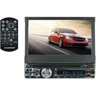 """Blaupunkt AUS440 AUSTIN 440 7"""" Single-DIN In-Dash DVD Receiver with Bluetooth(R) (R-BLAAUS440)"""
