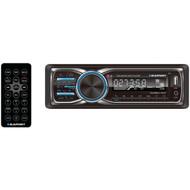 Blaupunkt CLM100BT COLUMBUS 100 BT Single-DIN In-Dash Digital Media Receiver with Bluetooth(R) (R-BLACLM100BT)