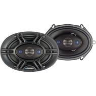 "Blaupunkt GTX570 4-Way Coaxial Speakers (GTX570 5"" x 7"" 360 Watts) (R-BLAGTX570)"