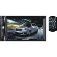 """Blaupunkt MMP440BT MEMPHIS 440 BT 6.2"""" Double-DIN In-Dash DVD Receiver with Bluetooth(R) (R-BLAMMP440BT)"""