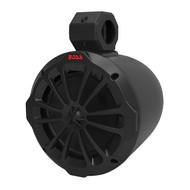 "Boss Marine 4 Speaker Package 8"" 2-Way Marine Wake Tower Speakers Bluetooth (R-BM854AMPBT)"