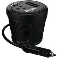 ENERGIZER EN180 12-Volt Cup-Holder Power Inverter (180 Watts) (R-BMLEN180)