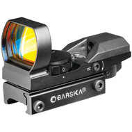 Barska AC11705 Multi-Reticle Green & Red Electro Sight (R-BRSKAC11705)