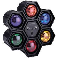 CORNET BHL-98-6A 6 Linkable Music-Responsive Light Pods & Controller (R-BTWBHL986A)