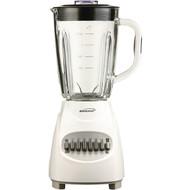 BRENTWOOD JB-920W 12-Speed Blender with Glass Jar (White) (R-BTWJB920W)