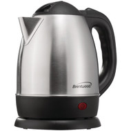 BRENTWOOD KT-1770 1.2-Liter Stainless Steel Electric Cordless Tea Kettle (R-BTWKT1770)