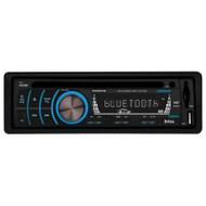 Boss Single Din Bluetooth; DVD/MP3/CD/AM/FM Receiver USB/SD Front Aux Input (R-BV6654B)