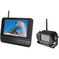 "BOYO VTC700R 7"" 2.4GHz Digital Wireless Rearview System (R-BYOVTC700R)"