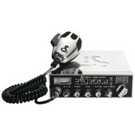 COBRA ELECTRONICS 29 LTD CHR Fully Chrome-Plated 29 LTD Classic(TM) CB Radio with Talkback (R-CBR29LTDCHR)