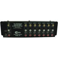 CE LABS AV 700 Prograde Composite A/V Distribution Amp (1 input - 7 output) (R-CEIAV700)