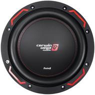 """CERWIN-VEGA MOBILE H7104D HED(R) Series 1,200-Watt DVC Subwoofer (10"""") (R-CERH7104D)"""