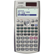CASIO FC-200V Financial Calculator (R-CIOFC200V)
