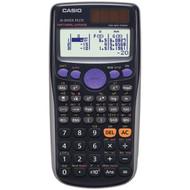 CASIO FX300ES Plus Fraction & Scientific Calculator (Black) (R-CIOFX300ESP)