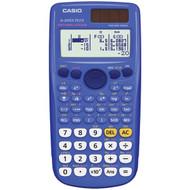 CASIO FX-300ESPLUS-BLU Fraction & Scientific Calculator (Blue) (R-CIOFX300ESPBL)