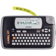 CASIO KL120L 16-Digit, 2-Line Label Printer (R-CIOKL120L)