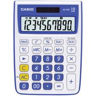 CASIO MS-10VC-BE 10-Digit Calculator (Blue) (R-CIOMS10VCBE)