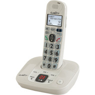 CLARITY 53712.000 DECT 6.0 Amplified Cordless Phone System with Digital Answering System (R-CLAR53712)