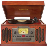 CROSLEY RADIO CR704C-PA Musician Entertainment Center (R-COYCR704CPA)