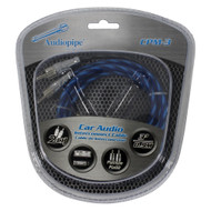 Audiopipe Platinum Plated Interconnect Cable 3ft (R-CPM3)