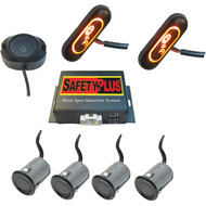 CRIMESTOPPER BSD-754 SafetyPlus(TM) Universal Front, Rear & Side Blind Spot Detection System (R-CSPBSD754)