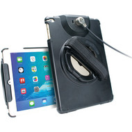 CTA Digital PAD-ACGA iPad Air(R) 2/iPad Air(R) Antitheft Case with Built-in Grip Stand (R-CTAPADACGA)